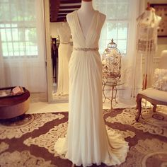 """Another brand new show stopper from Jenny Packham! Meet """"Anise""""!"""