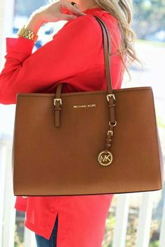 The classic Michael Kors bag won't be out of fashion
