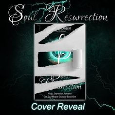 Magic, Depression, Romance! Soul Resurrection Book Cover reveal coming very soon. The paper is tearing away to reveal this beautiful cover... are you ready for it?⠀ ⠀ #fantasynovel #fantasyreaders #novelredaers #readersofinstagram #lovebooks #novelcomingsoon #newbook #aspiringauthor #ingramsparkauthor Beautiful Cover, New Books, Depression, Novels, Romance, Author, Magic, Fantasy, Paper
