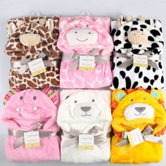 Lovely cute animal shape kid baby bath towel hooded baby towel bathrobe cloak baby blanket neonatal hold to be     Tag a friend who would love this!     FREE Shipping Worldwide     Get it here ---> http://www.pujafashion.com/lovely-cute-animal-shape-kid-baby-bath-towel-hooded-baby-towel-bathrobe-cloak-baby-blanket-neonatal-hold-to-be/