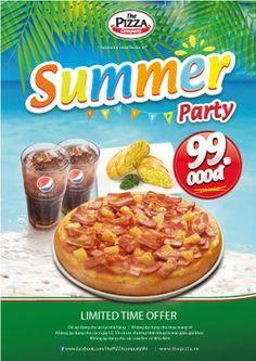 Khuyến mãi The Pizza Company giảm giá combo 2 người chỉ 99.000đ