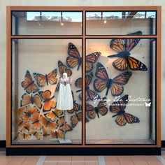 Every April, the windows of our stores become more than a showcase for artful installations—they become a platform for our Earth Day efforts, a means to raise awareness of causes near and dear to our hearts. This year is no different, as we pay tribute to the monarch butterfly, whose annual migration—one of nature's greatest …