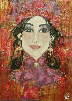 """Princesse Mandchou"" by Anne-Marie Zilberman"