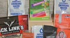 With school starting right around the corner I thought it would be appropriate to put together an Emergency Preparedness School Kit For Kids. Emergency Preparedness Kit List, School Emergency Kit, School Kit, Emergency Preparation, In Case Of Emergency, Emergency Food, Urban Survival Kit, Survival Life Hacks, Survival Supplies