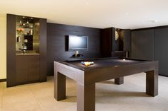 Contemporary Living - Games Room from Herrington Gate