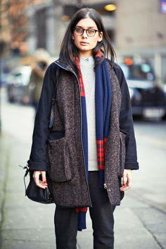 Street Style | Tweed #fashion