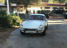 richard overbaugh & his '67 gt6 | triumph spitfire