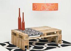 Construir una Mesa con Palets