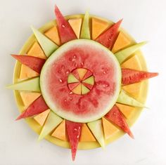 Add sunshine to your summer meals with a rainbow of fresh melon varieties