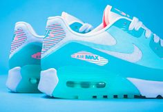 Nike WMNS Air Max 90 Ultra BR (Pastel and Icy)