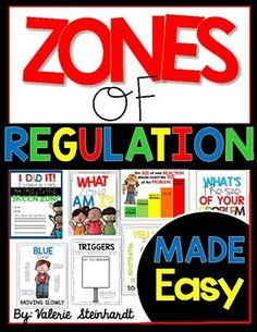 Zones of Regulation Made Easy