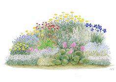 """Die Staudenkollektion """"NeverEnding"""" bildet vom Frühling bis in den Herbst immer neue Blüten in herrlichen Farben. Was gibt es Schöneres, als dauerhafte Blütenpracht im Garten? Hier hat die Staudengärtnerei Gräfin von Zeppelin ein..."""