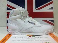 05f3efc6458 Reebok Ex O Fit Hi Clean White Sz Men Sneakers in Clothing
