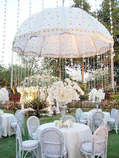 Shabby Wedding Reception!