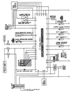 nissan – atsg (automatic transmission service group) pdf free online the  nissan is a fully automatic, electronically controlled transaxle t