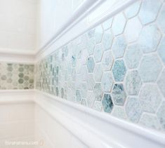 Hexagon Tile Backsplash - Foter