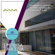 A Ama Fisioterapia e Estética também faz parte da nossa Rede de Parceiros você pode acompanhar as novidades também pela Revista D'Ávila! . http://ift.tt/1UOAUiP . Entre em contato consco e conheça nossos serviços e vantagens: (19) 3329-7741 / 9.7407-2216 ou contato@revistadavila.com.br