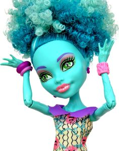 All about Monster High: Robecca Steam & Honey Swamp