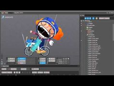 Behind the Scenes - Bikes Frame By Frame Animation, Behind The Scenes, Bike, Learning, Tutorials, Games, Videos, Youtube, Design