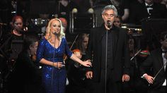 Andrea Bocelli at the iTunes Festival in London, September 18, 2012.