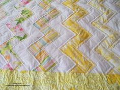 Several links for quilts from vintage sheets.