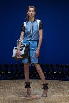 The Best Looks From New York Fashion Week  reed krakoff