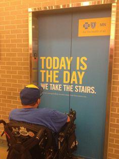 Journée-escaliers