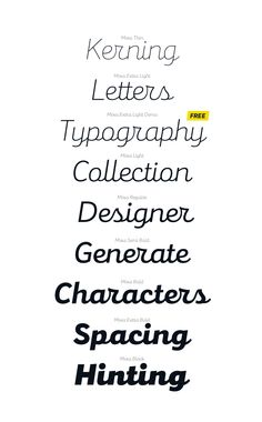Mixa - Fontfabric™