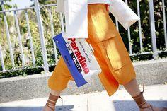 NYFW Street Style Spring 2016 - Leandra Medine   allure.com