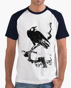 Camiseta Cuervo D