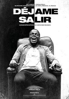 SUDANDO CINE: DÉJAME SALIR (Jordan Peele, 2017)