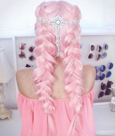 50 Pretty Pastel Pink Hair Color As The Inspiration To Try Pink Hair - Hair Styling Pastel Pink Hair, Hair Color Pink, Pink Wig, Pretty Pastel, Soft Purple, Pastel Blue, Pink Hair Dye, Pink Hair Tips, Baby Pink Hair