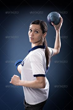 Realistic Graphic DOWNLOAD (.ai, .psd) :: http://jquery.re/pinterest-itmid-1006939562i.html ... handball girl ...  Trikot, active, athletes, athletic, ball, female, games, handball, people, sports, women, young  ... Realistic Photo Graphic Print Obejct Business Web Elements Illustration Design Templates ... DOWNLOAD :: http://jquery.re/pinterest-itmid-1006939562i.html