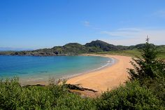 Kiloran Bay on Colonsay. The queen used to have picnics here when sailing round Scotland on Britannia! I swam here