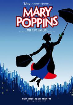 2. Jane Banks (Mary Poppins) May 14 & 16 2015