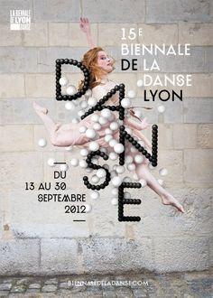 Biennale de la danse de Lyon. Atelier Les Graphiquants