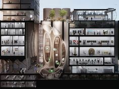 Cape Town historic grain silo complex [thomas heatherwick]