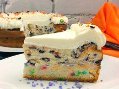 Halloween Cheesecake!