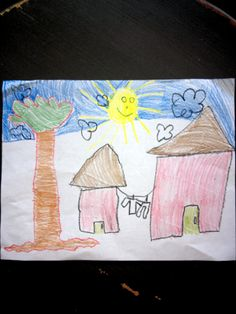 Made by Sophie Grace, 5 years old, Artist Of The Day on 07/31/2013 • Art My Kid Made