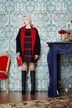 Alice + Olivia Fall 2013 Ready-to-Wear Fashion Show Collection