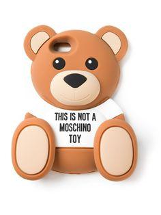 Moschino Capa Para Iphone 6 - Ffbr - Farfetch.com