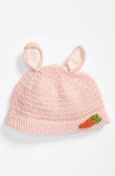 Bunnies by the Bay Beanie Hat (Infant) Cute Little Baby, Little Babies, Baby Kids, Knit Crochet, Crochet Hats, Bunnies, Bunny Bunny, Kids Hats, Beanie Hats
