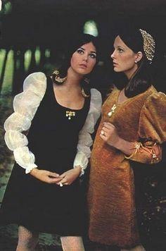 1960s Romeo & Juliet fashion
