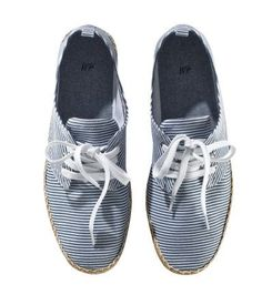 espadrilles men h&m - Google Search                                                                                                                                                                                 More