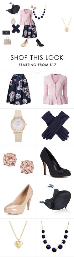 """elegent outing"" by khamilia on Polyvore featuring Alexander McQueen, Dents, Sole Society, Finn, Towne & Reese and Accessorize"