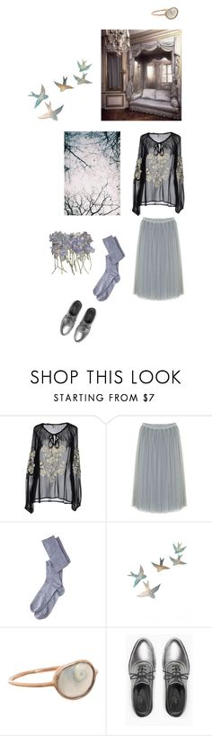 """""""Untitled #2320"""" by zoella ❤ liked on Polyvore featuring Cannella, Gold Hawk, Chicnova Fashion, Charlotte Russe, WALL, Dezso by Sara Beltrán and Max&Co."""