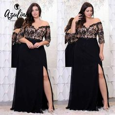 80740bf2c9d 20 Plus-Size Evening Gowns for Your Next Black-Tie Event