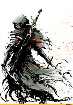 Ashen One,DSIII персонажи,Dark Souls 3,Dark Souls,фэндомы,DS art Fantasy Armor, Dark Fantasy Art, Dark Art, Arte Dark Souls, Soul Saga, Dark Warrior, Armadura Medieval, Art Anime, Samurai Art