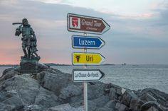 Guglielmo Tell è emigrato: una copia della statua di Guglielmo Tell d'Altdorf, del peso di 600 chili, troneggia sull'isoletta di «Rat Island», a largo del quartiere newyorkese del Bronx, negli Stati Uniti. L'artista svizzero Gerry Hofstetter ha inaugurato e gestito questo evento il 1° agosto 2016, in occasione della Festa nazionale svizzera. L'isola, di 80 metri di lunghezza per 40 metri di larghezza, è l'unica delle 44 isole newyorkesi ad appartenere a privati, gli svizzeri Alex Schibli e…