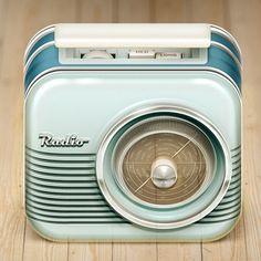 vintage Radio iOS icon by Roman Jusdado, Spain via scoutzie twitter: @Román Jusdado www.romanjusdado.com
